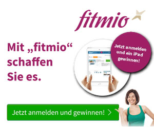 Gesund und dauerhaft abnehmen mit Fitmio