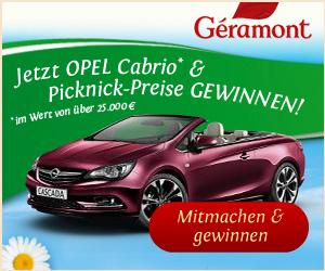 Géramont Gewinnspiel