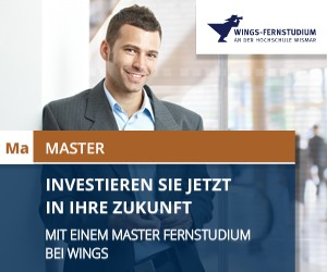 Fernstudium bei Wings