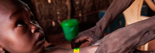 Cada año más de 3 millones de niños mueren por causas relacionadas con la desnutrición