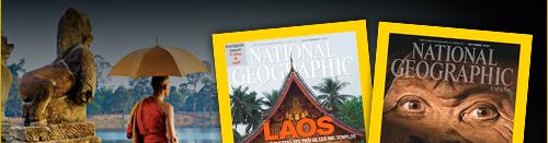National Geographic al 40% de descuento