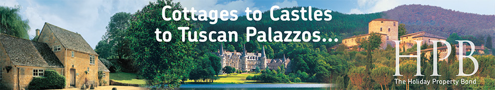 Cottages to Castles to Tuscan Palazzos...
